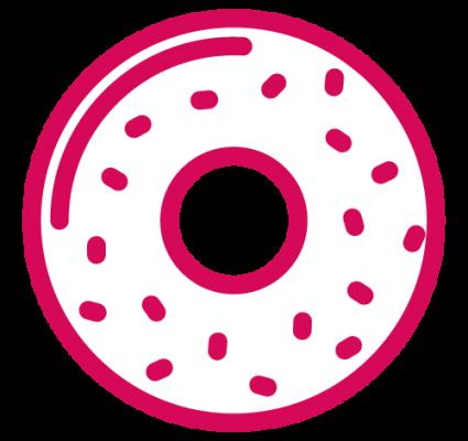 donut bij Daisy's