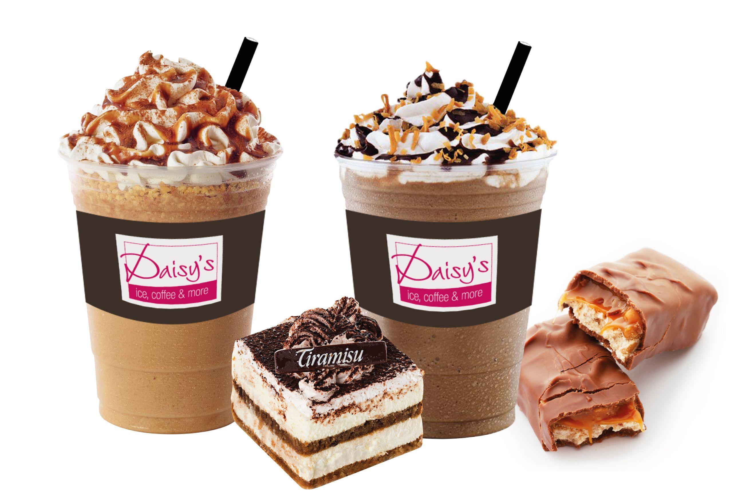 Overheerlijke milkshakes | Daisy's - Ice, coffee and more